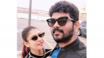 Nayantharas Boyfriend Vignesh Shivan Clicks Scintillating Sun Kissed Pic His Ladylove