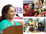 Uppum Mulakum Fame Nisha Sarang Speech In Atma Meeting