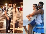 Sayyesha And Arya Spend Some Quality Time Together Pics Viral