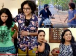 Noorin Shereef And Other Guest In Uppum Mulakum