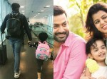 Upriya Menon Shares Cute Picture Alamkritha And Prithviraj