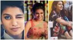 Priya Praksh Varrier Sing A Song In Finals Movie