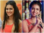 Priya Prakash Varrier Says About Her Studies