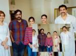Vineeth And Family Visits Rahman Pics Viral