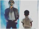 Rajinikanth S Grandson New Pic Like Thalaivar