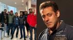 Indian Cricket Team Watched Salman Khan S Bharat Movie