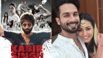 Shahid Kapoor Celebrated Kabir Singh Success