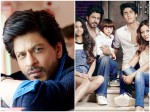I Want To Spend More Time With My Family Says Shah Rukh Kha