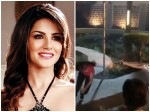 Sunny Leone Gun Shoot Video Viral
