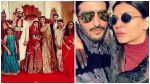 Sushmita Sen With Lover On Brother Rajeev S Wedding