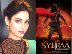 Tamannah Talks About Most Expensive Cloths In Sye Raa