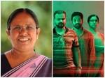 Kk Shailaja Teacher Says About Virus Movie