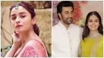 Alia Bhatt Orders Sabyasachi Lehenga For April 2020 Wedding