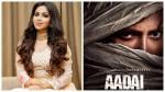Aadai Release Amala Paul Waives Off Salary For The Film