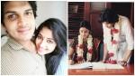 Anu Sithara Celebrating Her 4 Th Wedding Anniversary