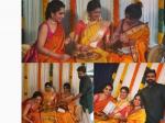Arya Babu Shares Deepan Murali S Happy News Pics Viral