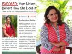 Beena Antony Saya About Fake Ad
