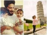 Dulquer Salman Daughter Maryam Ameera Pic Viral
