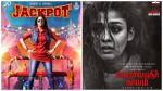 Kolaiyuthir Kaalam Vs Jackpot Nayanthara And Jyothika To Lock Horns