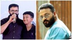 Jayasurya Teach Malayalam In His Son