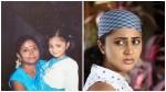 Actress Kaniha Post Her Childhood Pic