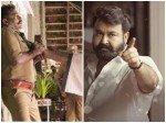 Mohanlal Class Seen In Lucifer Movie Behind The Scenes Out