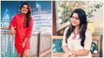 Actress Meera Nandan Glamorous Photo In Instagrame