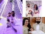 Priya Kunchako S Special Anarkali For Izahaak S Baptism Ceremony