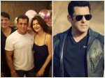 Salman Khan Hosts Birthday Party For His Ex Girlfriend