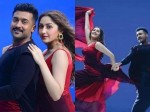 Surya And Sayyesha S Pics From Kaappaan Trending In Social Media