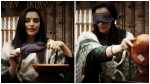 Shweta Menon S Blind Game Video