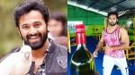 Unni Mukundan S Bottle Cap Challenge Video