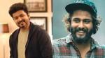Antony Varghese S Tamil Debut Vijay S Thalapathy 64 Movie