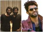 Kgf Star Yash Meets Vijay Deverakonda In Bengaluru