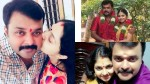 Ambili Devi S Special Gift To Her Husband Pics Trending