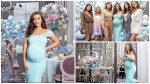 Amy Jackson S Baby Shower Pictures Viral In Social Media