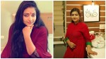Nimisha Sajayan S Birthday Wishes To Anu Sithara