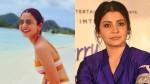 Anushka Sharma S Bikini Picture Gets Trolls In Social Media