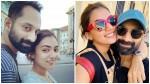 Nazriya Nazim And Fahadh Faasil Celebrating Their 5th Wedding Anniversary