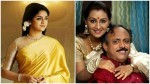 Keerthy Suresh Sharea Parentes Advice