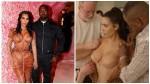 Kim Kardashian Getting Dressed Up For Met Gala Goes Video