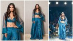 Actress Malavika Mohanan On Lakme Fashion Week