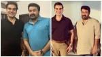 Arbaaz Khan And Mohanlal Sing A Song