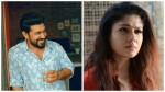 Love Action Drama A Bts Picture Of Nayanthara And Nivin Pauly From The Sets Goes Viral On Social Media