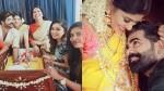 Naming Ceremony Pics Of Deepan Murali S Daughter