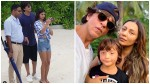 Suhana Shares An Adorable Picture With Dad Sharukh Khan