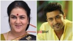 Urvashi Also Part Of Surya S Next