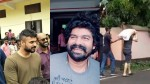 Tovino Thomas And Joju George Visited Nilambur Flood Camp