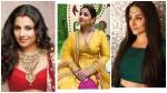 Vidya Balan About Her Pregnancy