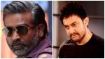 Vijay Sethupathy S Next Movie With Aamir Khan